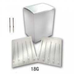 "18G Sterilized 2"" Body Piercing Needles -BOX OF 100"