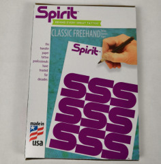 USA original Tattoo Thermal Paper, Classic Freehand