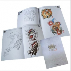 Tattoo Flash & Sketch Books