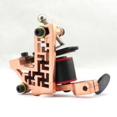 Handmade Custom Professional Tattoo Machine Gun