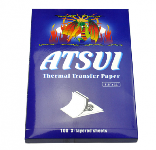 ATSUI Tattoo Thermal Paper -BOX OF 100