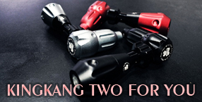 KingKong 2 tattoo cartridge machine