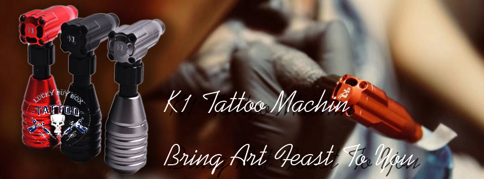K1 tattoo cartridge machine