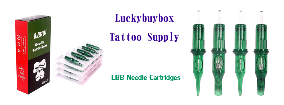 LBB Tattoo Cartridges