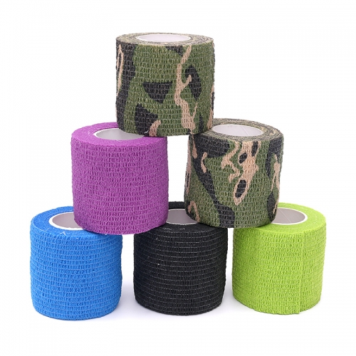 6pcs/lot  Tattoo Cohesive Bandages  5CM