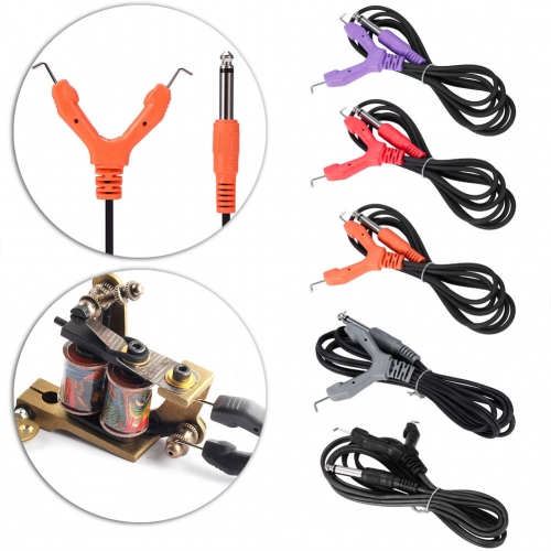 Tattoo Clip Cord Power Supply Foot Pedal Switch for Tattoo Machine