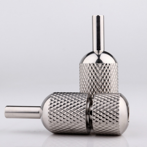 25mm Stainless Steel Self Lock Tattoo Grips